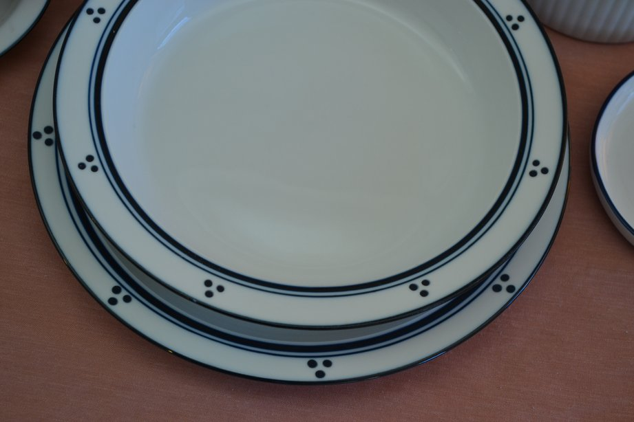 Sets Of China Mesilla Valley Estate Sales & Enchanting Dansk Bistro Dishes Pictures - Best Image Engine ...